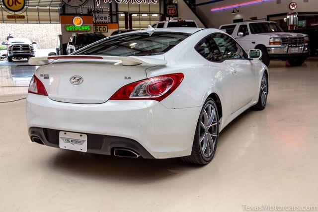 2012 Hyundai Genesis Coupe 3.8 Track in Addison, Texas 75001