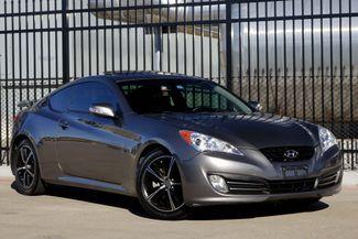 2012 Hyundai Genesis Coupe 3.8 Grand Touring* Nav* Leather* Sunroof*EZ Financ | Plano, TX | Carrick's Autos in Plano TX