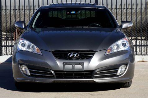 2012 Hyundai Genesis Coupe 3.8 Grand Touring* Nav* Leather* Sunroof*EZ Financ | Plano, TX | Carrick's Autos in Plano, TX