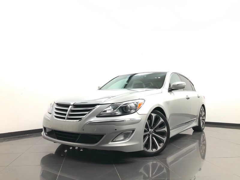 2012 Hyundai Genesis *Affordable Payments* | The Auto Cave in Dallas