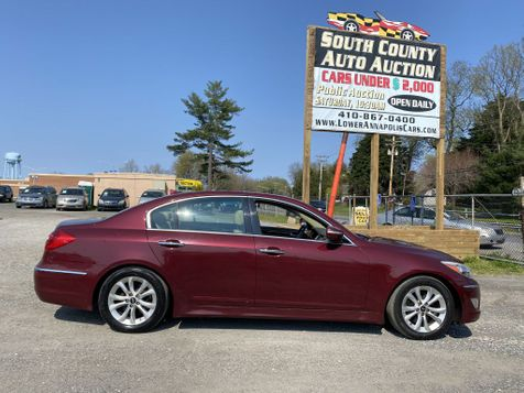 2012 Hyundai Genesis 3.8L in Harwood, MD