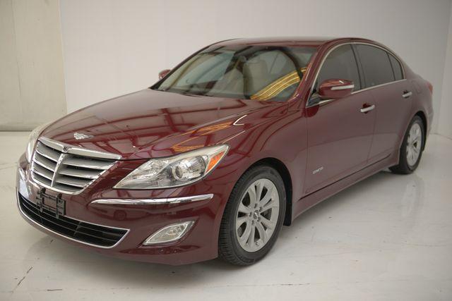 2012 Hyundai Genesis 3.8L Houston, Texas 3