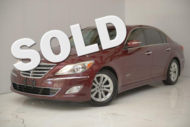 2012 Hyundai Genesis 3.8L Houston, Texas 0