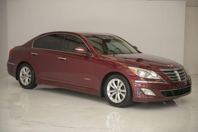 2012 Hyundai Genesis 3.8L Houston, Texas 1