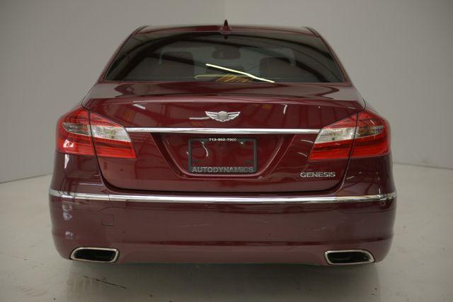 2012 Hyundai Genesis 3.8L Houston, Texas 10