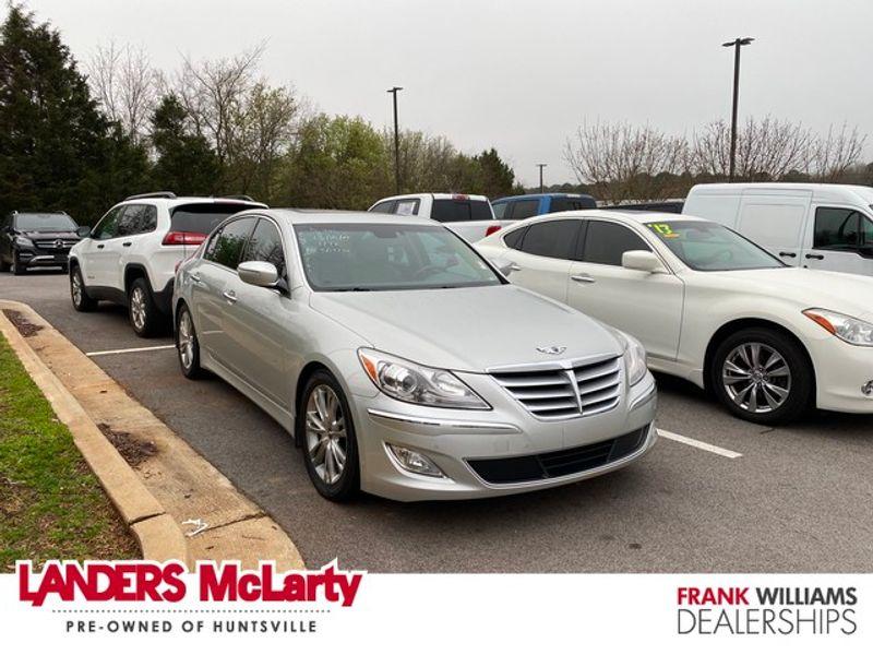 2012 Hyundai Genesis 4.6L   Huntsville, Alabama   Landers Mclarty DCJ & Subaru in Huntsville Alabama