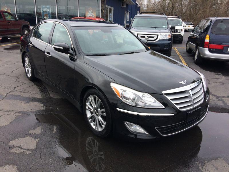 2012 Hyundai Genesis 3.8L | Rishe's Import Center in Ogdensburg New York
