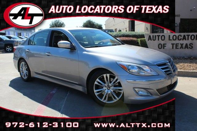 2012 Hyundai Genesis 3.8L V6 | Plano, TX | Consign My Vehicle in  TX