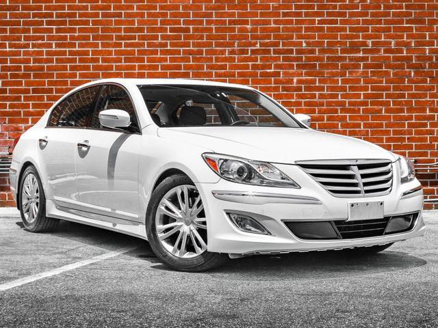 2012 Hyundai Genesis Premium/Technology 3.8L Burbank, CA 1