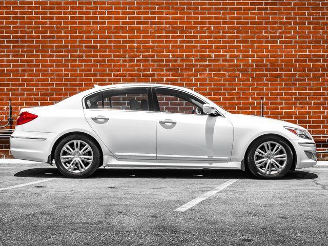 2012 Hyundai Genesis Premium/Technology 3.8L Burbank, CA 4