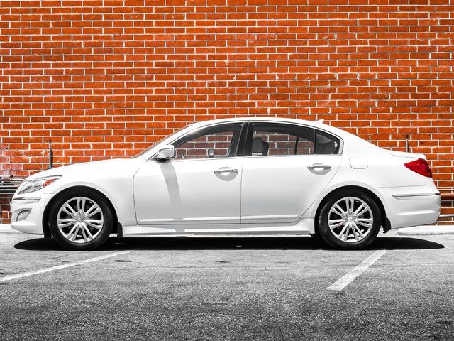 2012 Hyundai Genesis Premium/Technology 3.8L Burbank, CA 5