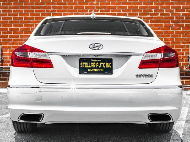 2012 Hyundai Genesis Premium/Technology 3.8L Burbank, CA 3
