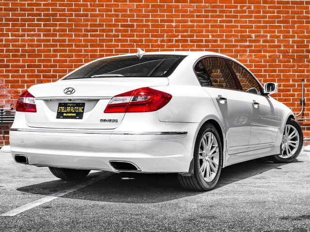 2012 Hyundai Genesis Premium/Technology 3.8L Burbank, CA 6