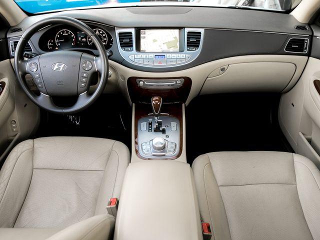 2012 Hyundai Genesis Premium/Technology 3.8L Burbank, CA 8