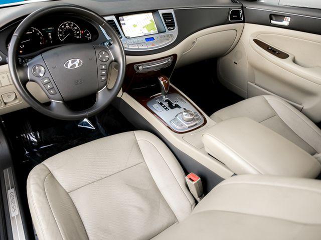 2012 Hyundai Genesis Premium/Technology 3.8L Burbank, CA 9