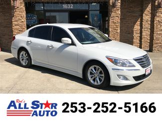 2012 Hyundai Genesis 3.8 in Puyallup Washington, 98371