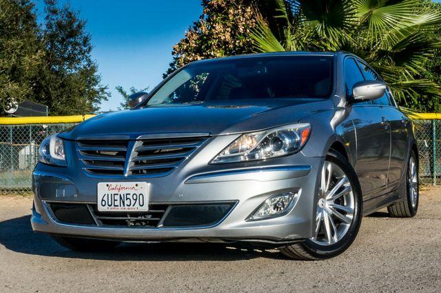 2012 Hyundai Genesis 4.6L Reseda, CA 2