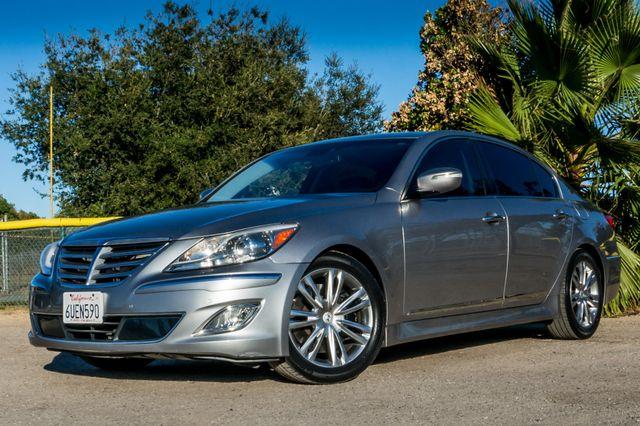 2012 Hyundai Genesis 4.6L Reseda, CA 1