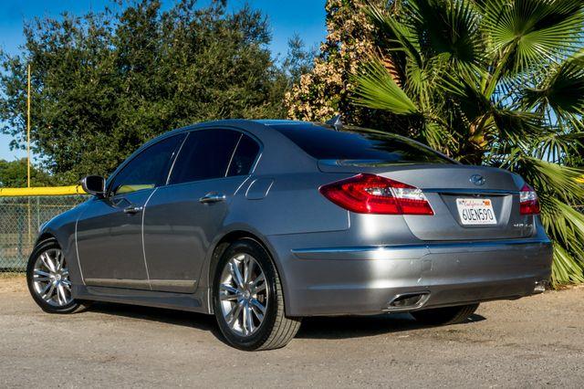 2012 Hyundai Genesis 4.6L Reseda, CA 6
