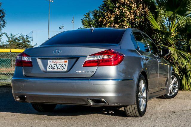 2012 Hyundai Genesis 4.6L Reseda, CA 8