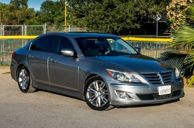 2012 Hyundai Genesis 4.6L Reseda, CA 49