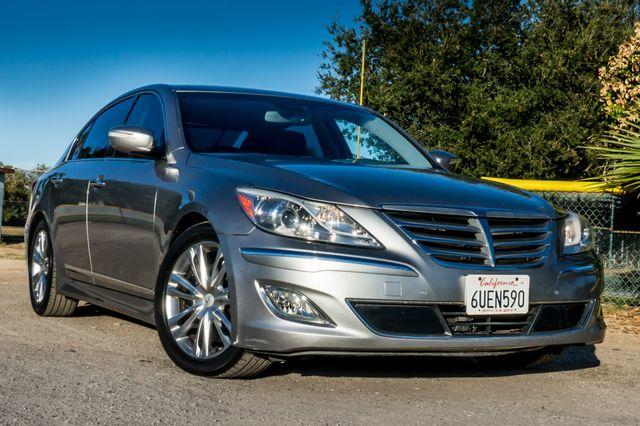 2012 Hyundai Genesis 4.6L Reseda, CA 48