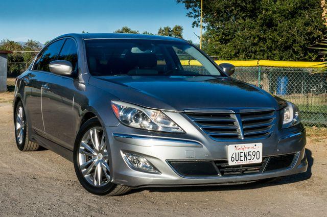 2012 Hyundai Genesis 4.6L Reseda, CA 47