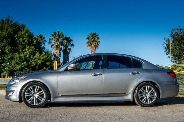 2012 Hyundai Genesis 4.6L Reseda, CA 4