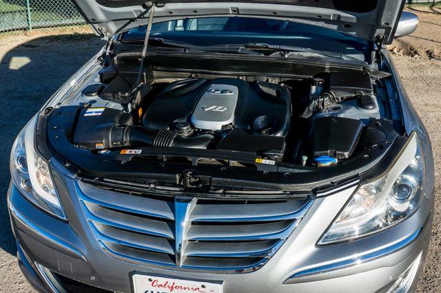 2012 Hyundai Genesis 4.6L Reseda, CA 41