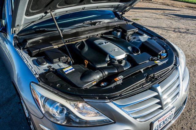 2012 Hyundai Genesis 4.6L Reseda, CA 43