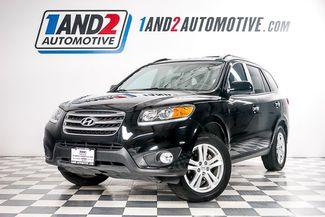 2012 Hyundai Santa Fe Limited in Dallas TX