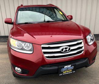 2012 Hyundai Santa Fe Limited in Harrisonburg, VA 22802