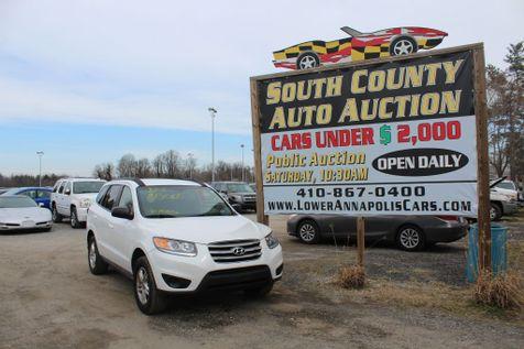 2012 Hyundai Santa Fe GLS in Harwood, MD