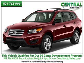 2012 Hyundai Santa Fe GLS | Hot Springs, AR | Central Auto Sales in Hot Springs AR