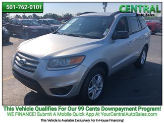 2012 Hyundai Santa Fe GLS | Hot Springs, AR | Central Auto Sales in Hot Springs AR
