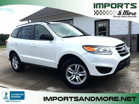 2012 Hyundai Santa Fe GLS 4wd in Lenoir City, TN