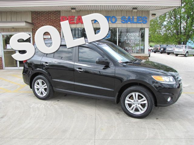 2012 Hyundai Santa Fe Limited in Medina, OHIO 44256