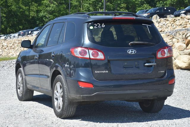 2012 Hyundai Santa Fe Limited Naugatuck, Connecticut 2