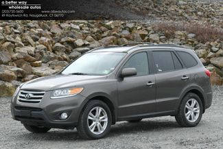 2012 Hyundai Santa Fe Limited Naugatuck, Connecticut