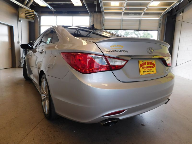 2012 Hyundai Sonata 20T Limited  city TN  Doug Justus Auto Center Inc  in Airport Motor Mile ( Metro Knoxville ), TN