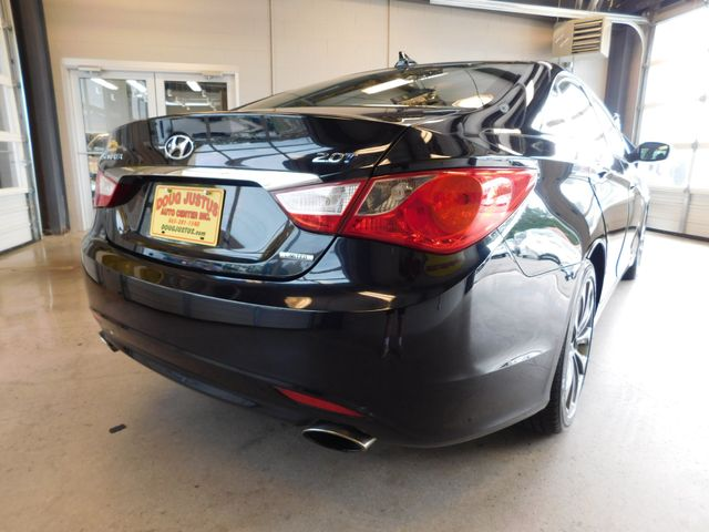 2012 Hyundai Sonata 2.0T Limited w/Wine Int in Airport Motor Mile ( Metro Knoxville ), TN 37777