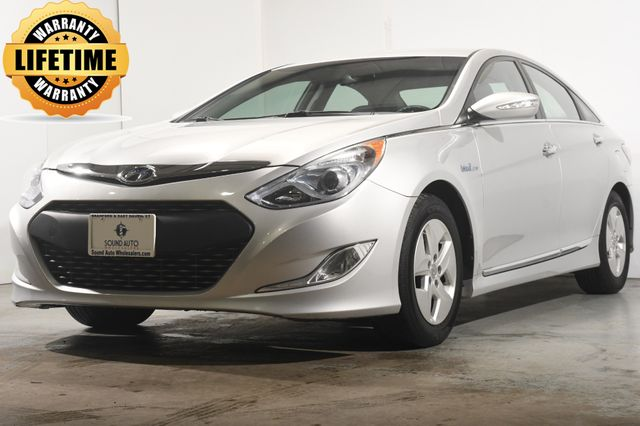 2012 Hyundai Sonata Hybrid w/Heated Seats