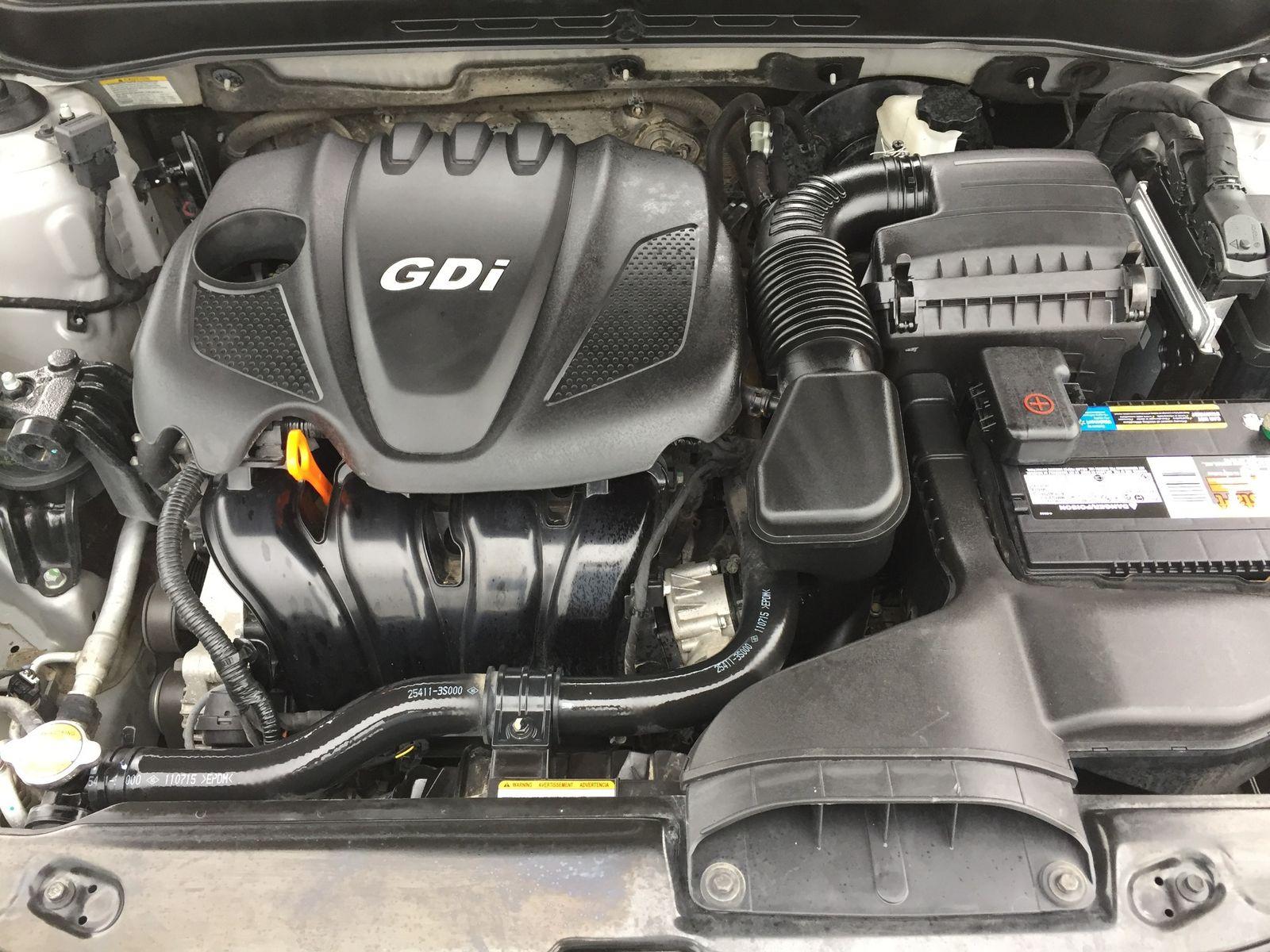 Buick LaCrosse: 2.4L L4 Engine