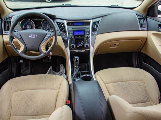 2012 Hyundai Sonata GLS PZEV Burbank, CA 8