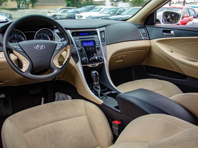 2012 Hyundai Sonata GLS PZEV Burbank, CA 9
