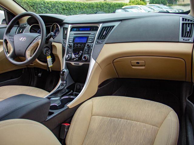 2012 Hyundai Sonata GLS PZEV Burbank, CA 10