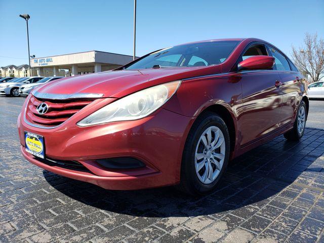 2012 Hyundai Sonata GLS | Champaign, Illinois | The Auto Mall of Champaign in Champaign Illinois