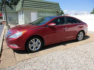 2012 Hyundai Sonata 2.4L Limited PZEV in Fort Collins, CO 80524