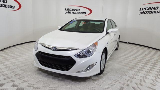2012 Hyundai Sonata Hybrid in Garland, TX 75042
