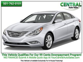 2012 Hyundai Sonata GLS PZEV | Hot Springs, AR | Central Auto Sales in Hot Springs AR